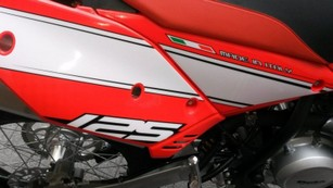 Beta RR 125 LC Neu, in rot & weiss sofort am Lager!